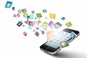 266083 smartphone verkleind De handigste apps voor in de auto.