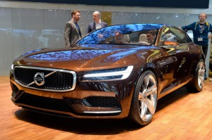 volvo concept estate 1 300x199 Volvo: aantrekkende Europese verkoop compenseert tegenvallende verkoop in China