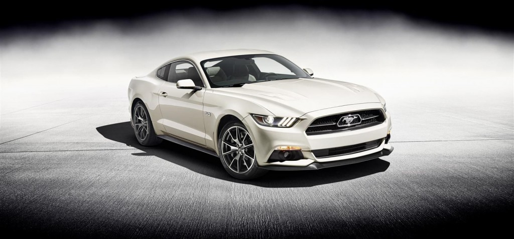 Ford Mustang 50 Year Limited Edition 2014 001 1024x477 50 Jaar Ford Mustang!