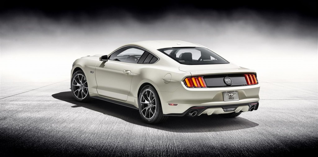 Ford Mustang 50 Year Limited Edition 2014 002 1024x508 50 Jaar Ford Mustang!