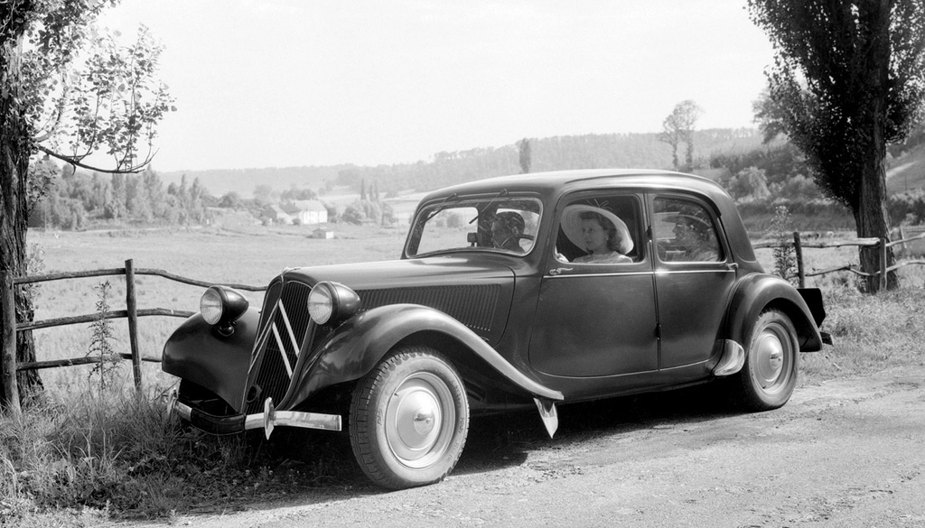 citroen traction avant 6 Ruim 80 jaar Citroën voorwiel aandrijving